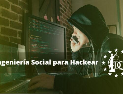 Ingeniería Social para Hackear | Master en Ciberseguridad Online