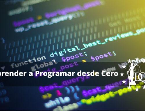 Aprender a Programar desde Cero | Máster en Ciberseguridad Online
