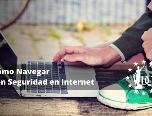 Cómo Navegar con Seguridad en Internet   Máster en Ciberseguridad